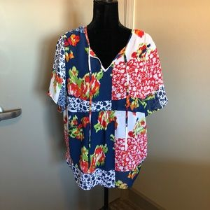 Tops - Beautiful Color Blouse